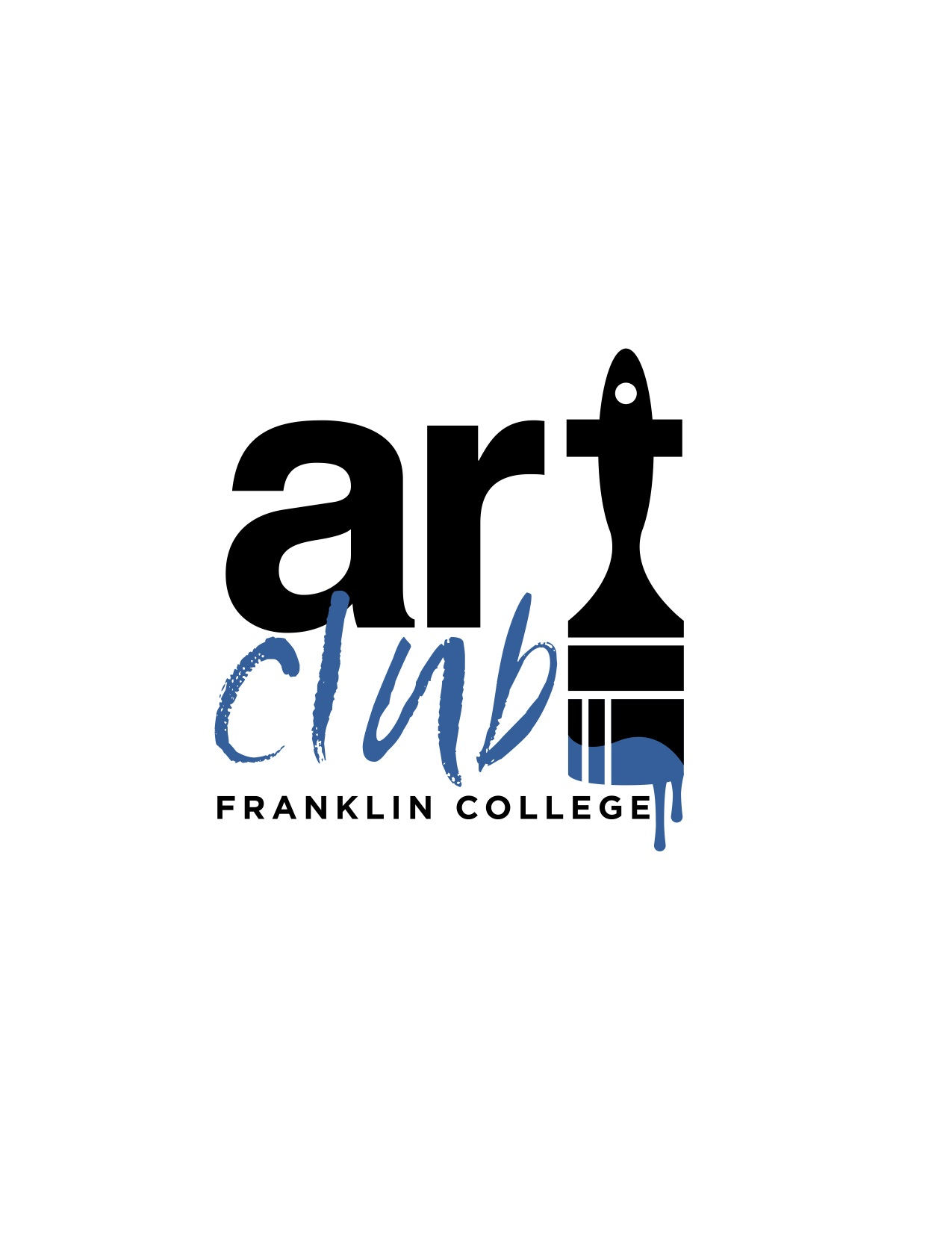 club portfolio fc painting college logos designs artist easy tee shirts poster related franklin magazine clipground